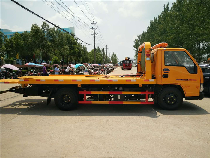 程力道路救援车现车供应