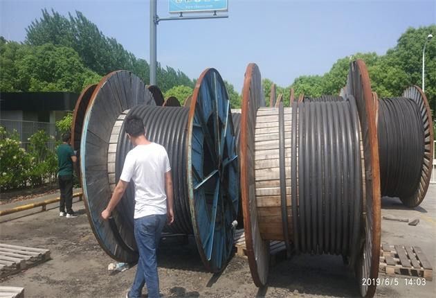 海宁回收低压电缆线/专业回收电缆线企业