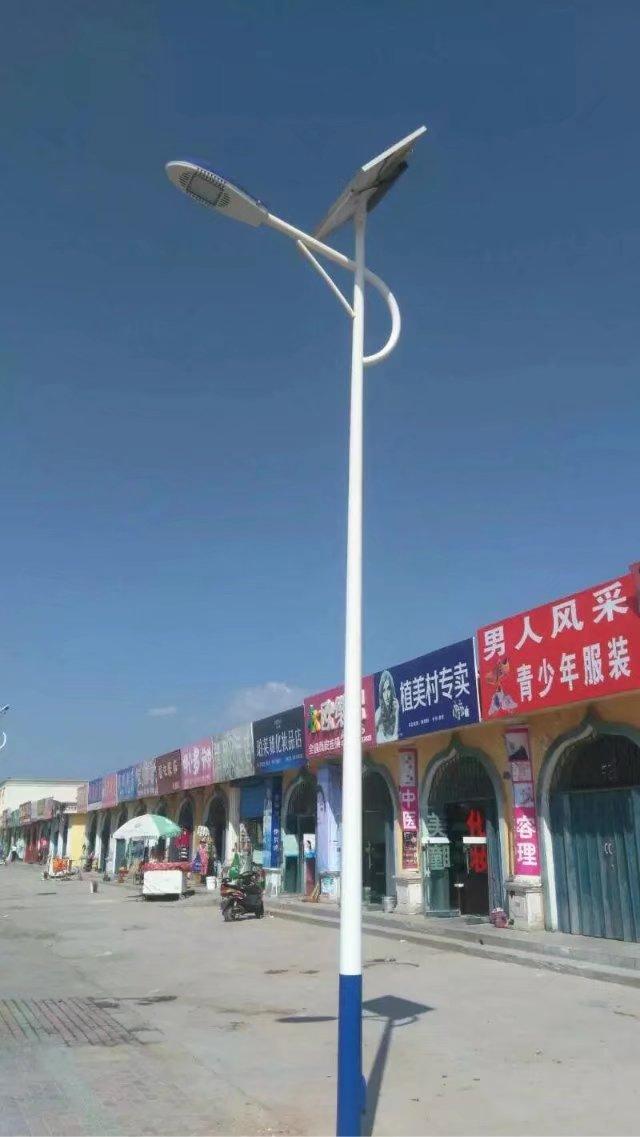 赣州6米太阳能路灯厂家门店经销商