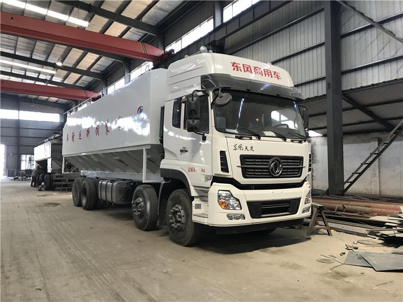 优惠的东风10吨饲料转运车装备参数