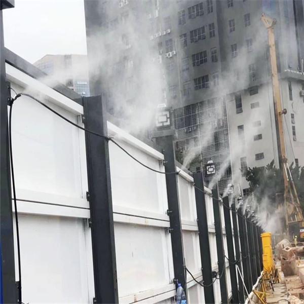河南郑州智能围挡喷淋厂家直销