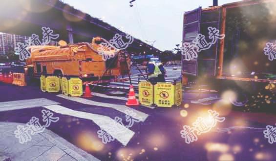 越隆工业区高压车疏通管道10年工作【价格优惠】