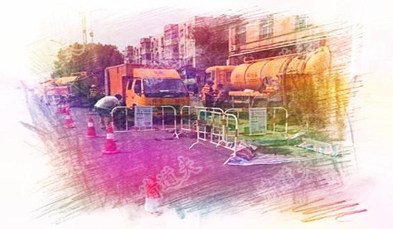 台州市临海市承包小区化粪池清理管道改造服务【清道夫2019】