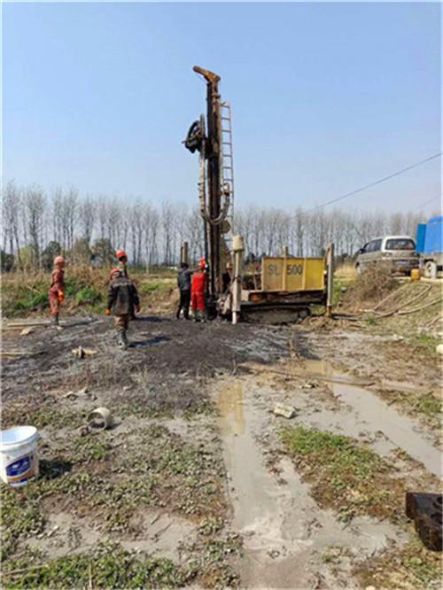 金坛当地打井钻井需要多少价格