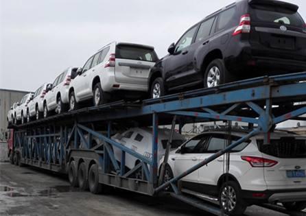 郑州到赣州轿车托运公司-小轿车托运-收费明细
