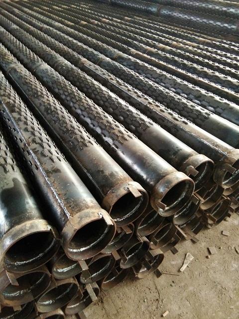 钢制滤管165mm*5桥式滤水管生产厂家