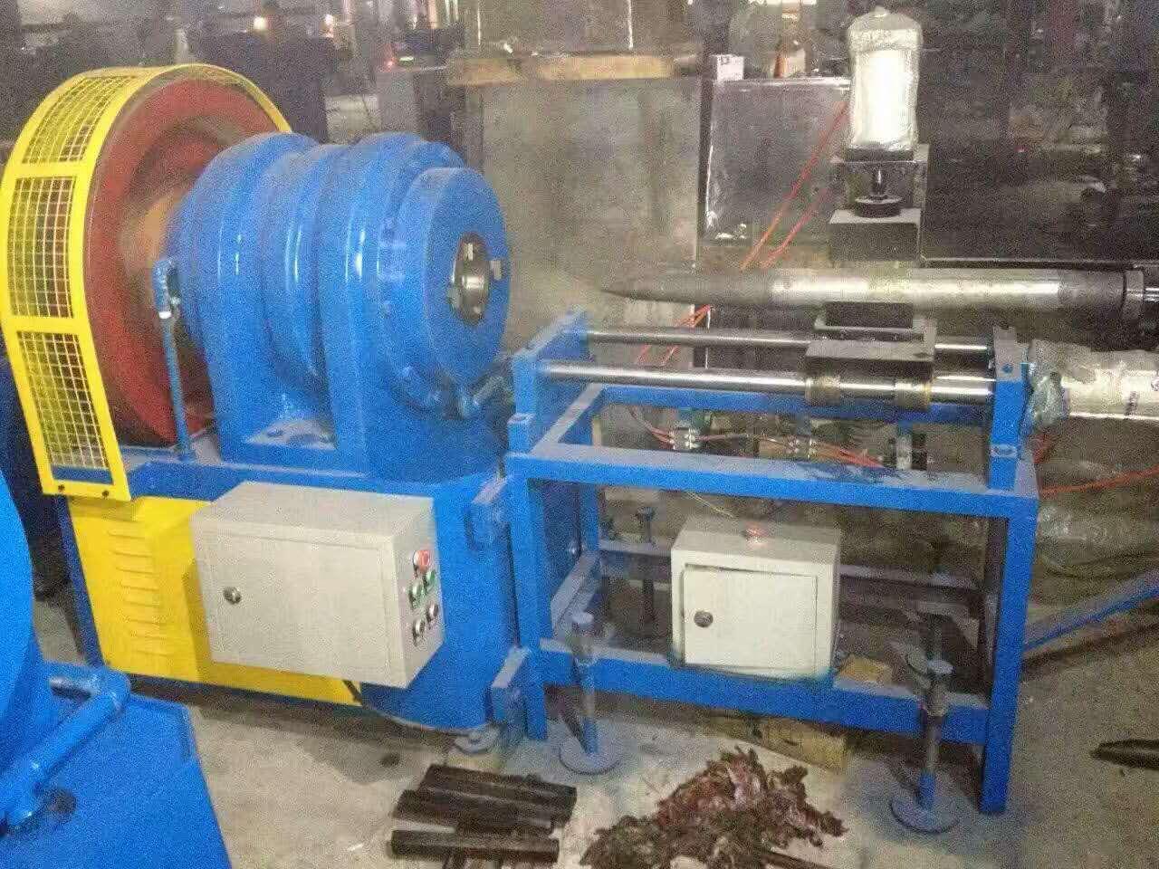 通川區焊接機排焊機批發小導管沖孔機規格