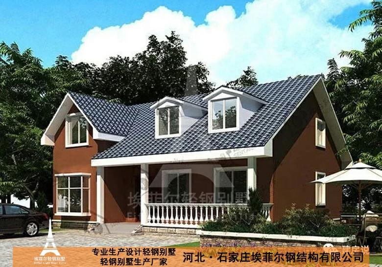 湖南乡村别墅设计图