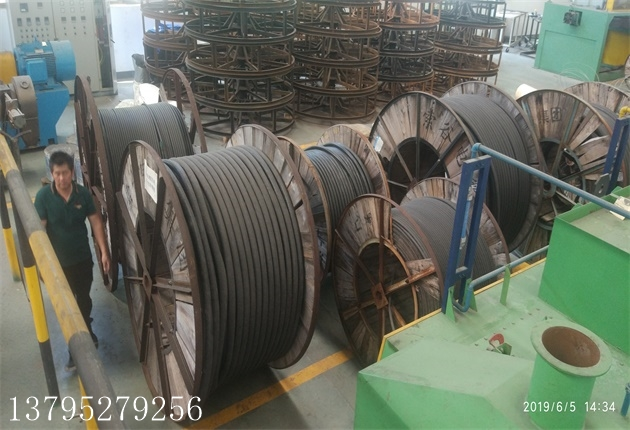 武宁电缆线收受接管价格指导