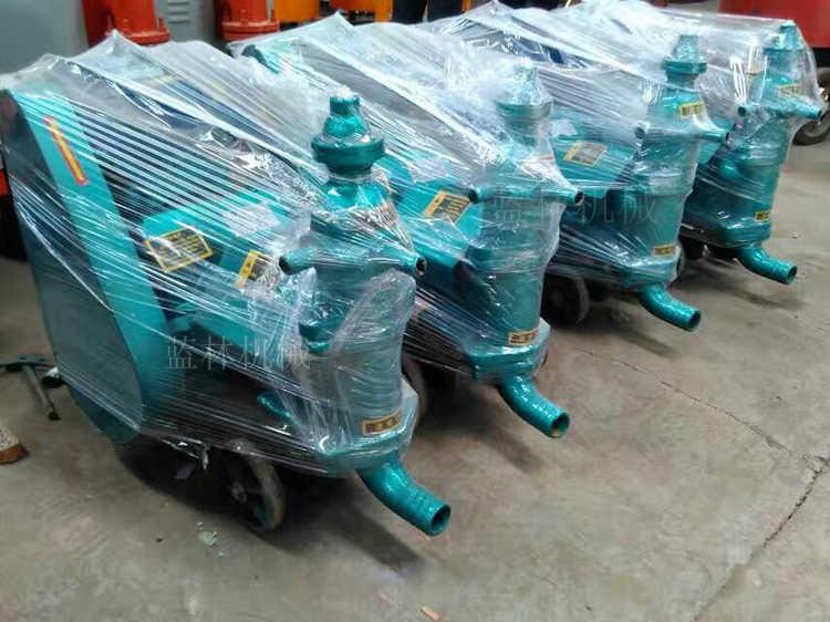 淮北地基加固雙缸注漿機設備