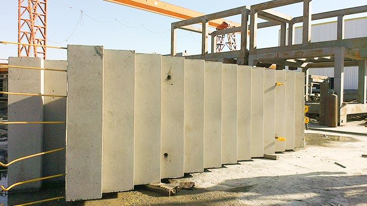 无锡钢结构预制楼梯模具生产线设备