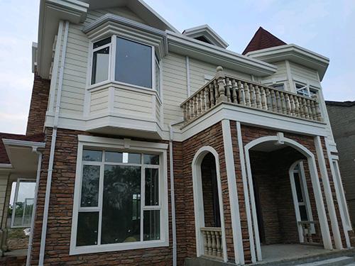 120平别墅设计图三层