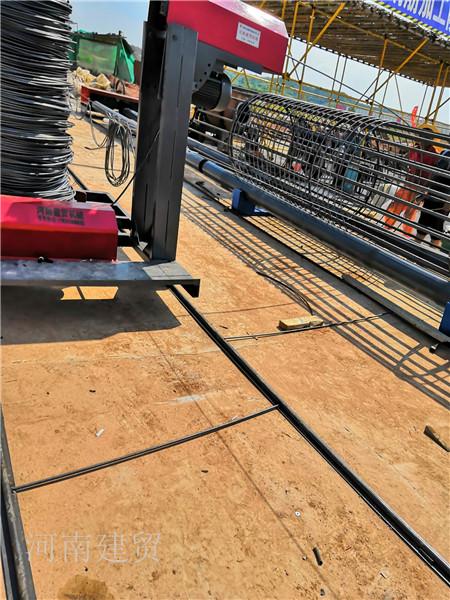 乐山钢筋笼缠绕成型机沉淀