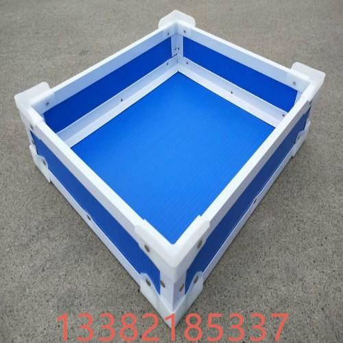 保定PP钙塑板 保定钙塑箱生产供应