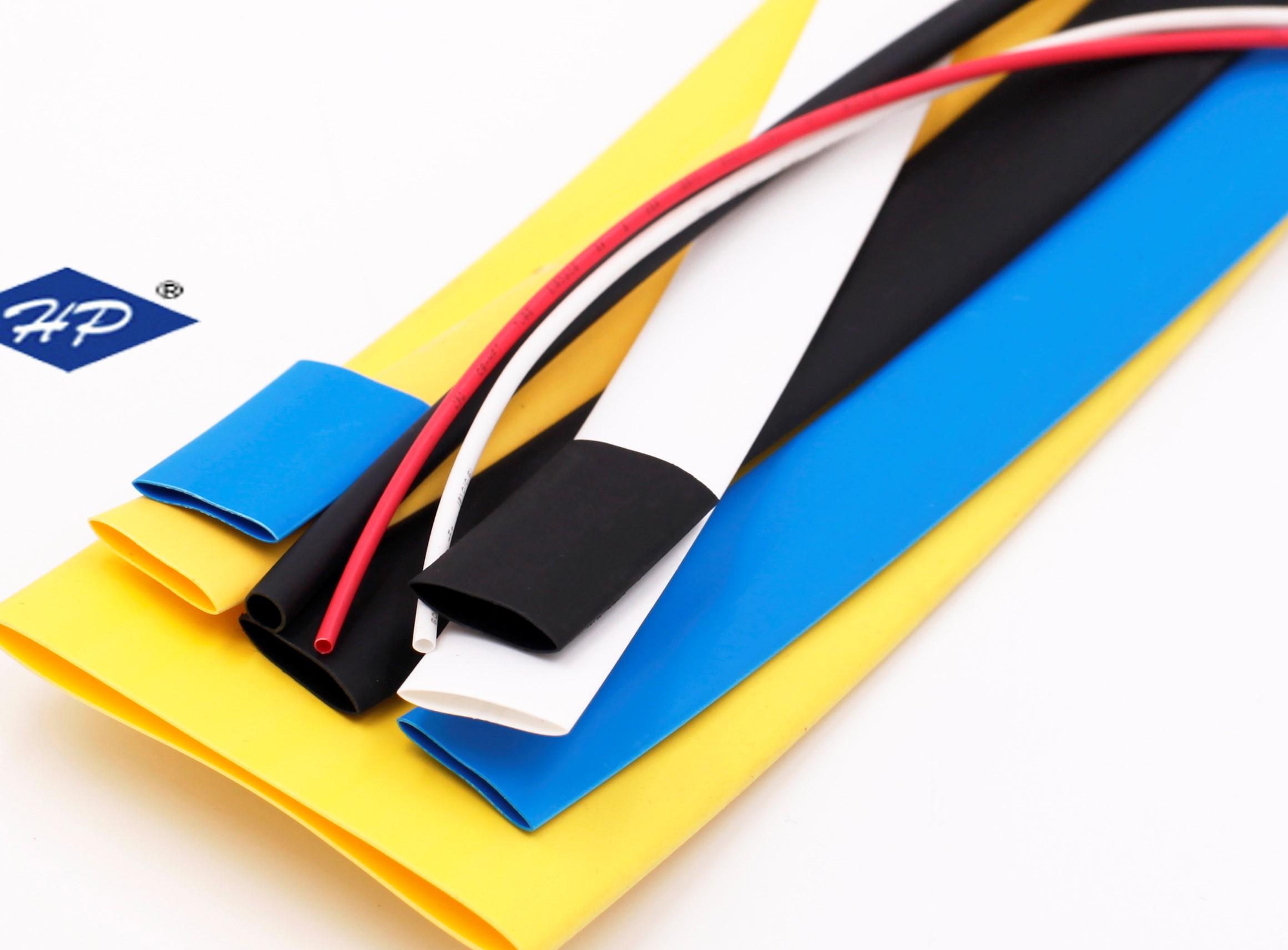 供应PE热缩套管,铁氟龙热缩套管,硅胶热缩套管