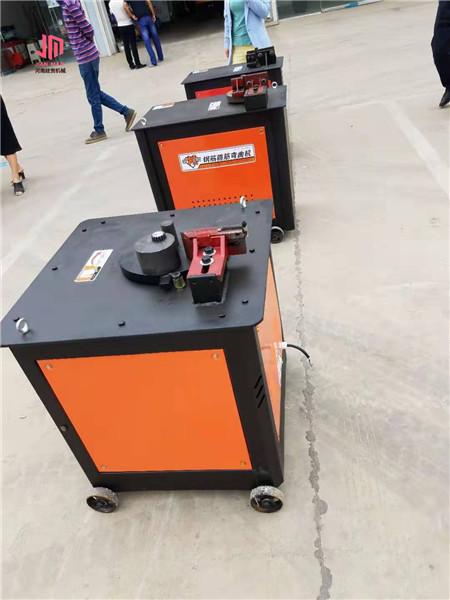 绵阳自制数控钢筋弯箍机方显本色新产品