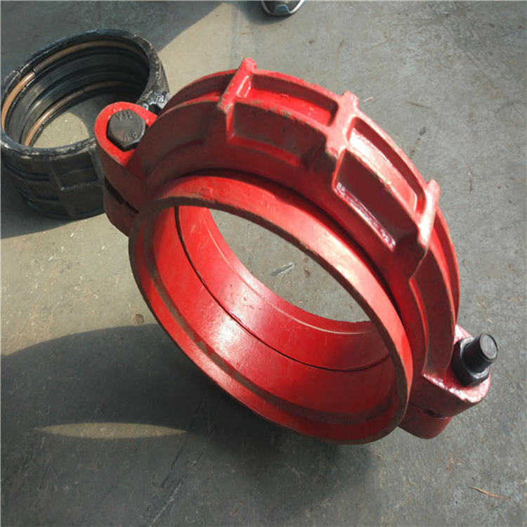 江西赣州dn426krh输水管快速接头卡箍式价格