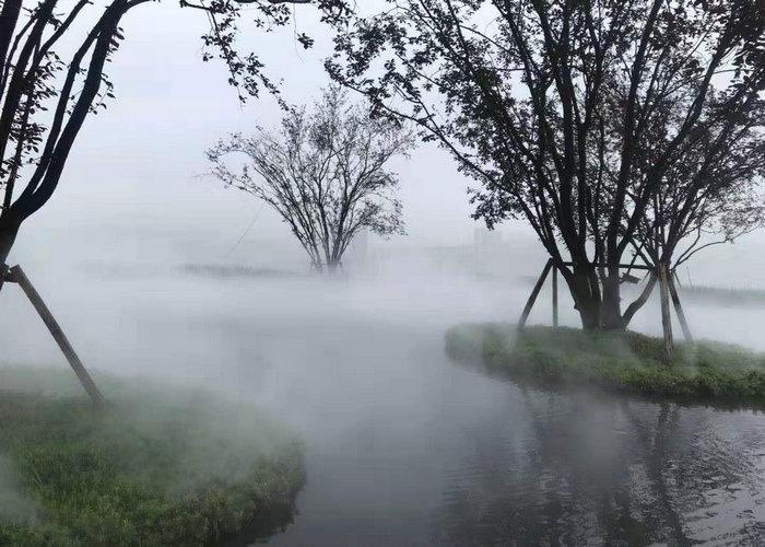 赣州小区造雾设备