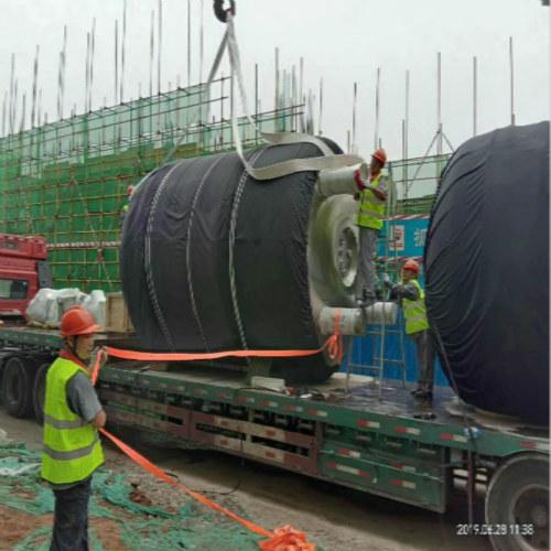 电动单梁桥式起重机工作速度,生产率较手动的高,起重量也较大.