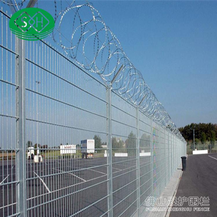 阳江产业地护栏网 Y型柱围栏价格 茂名监狱护栏网图片
