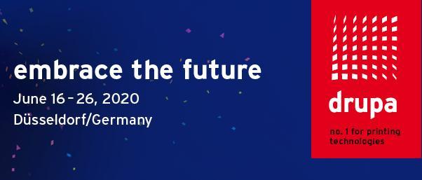 德国德鲁巴印刷展览会(DRUPA 2020年)
