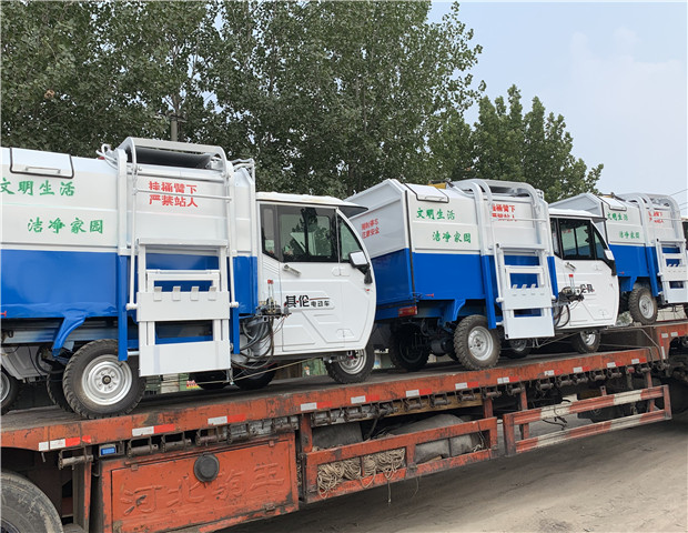 赣州三轮电动垃圾车价格