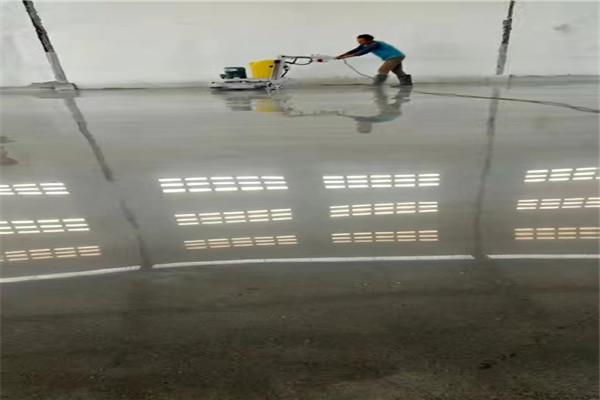 张北硬化剂地坪漆施工规范