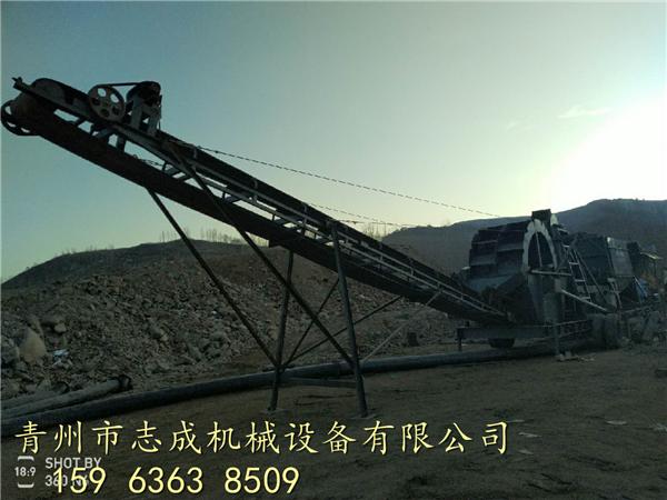 可满足顾客的需求来定制风化石破碎制砂生产线