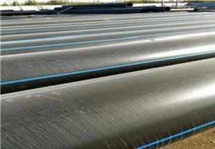 阜新园林绿化PE给水管 碳素波纹管