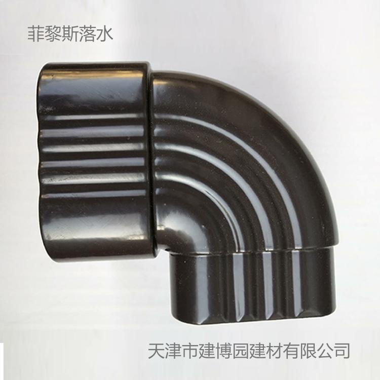 漳州彩铝落水管生产厂家_菲黎斯落水