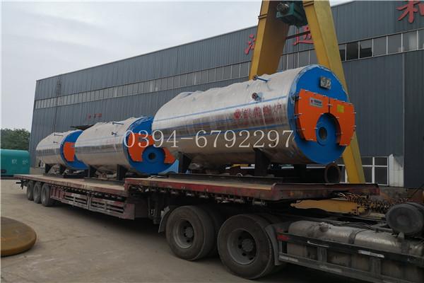 香港0.5吨燃煤蒸汽锅炉售价太康银晨锅炉厂