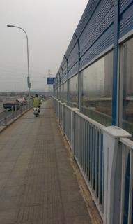 西咸新区风机组隔声屏障厂家