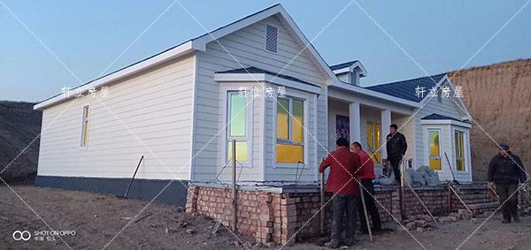 06建筑隔音技术无棣轻钢结构住宅在内外墙及楼盖搁栅间填充玻璃棉