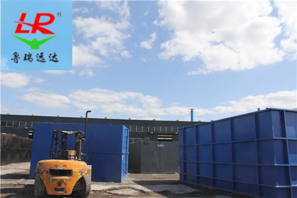 安多布草洗涤厂污水处理设备生产制造商