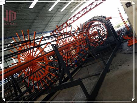 :无锡钢筋笼绕筋成型机24米哪个厂家好用