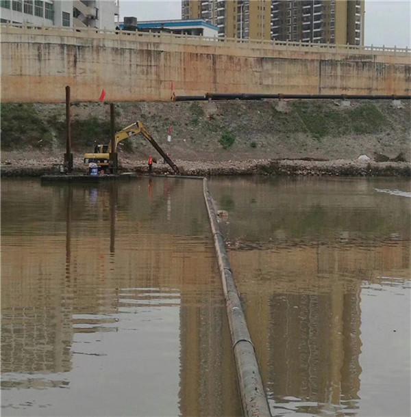 海底沉管——淮安市施工單位團結進取