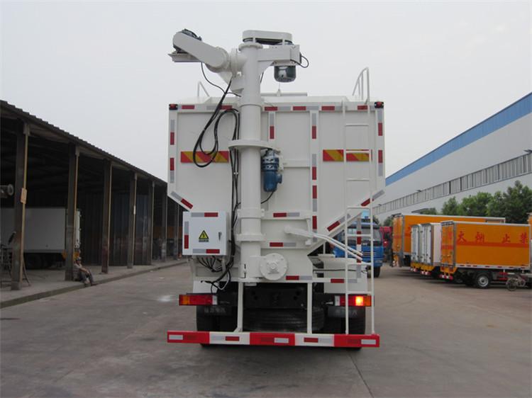 12立方6吨散装饲料车支持全国送车
