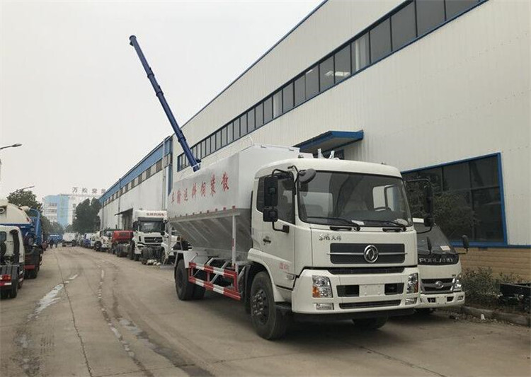 40立方20吨散料运输车生产基地