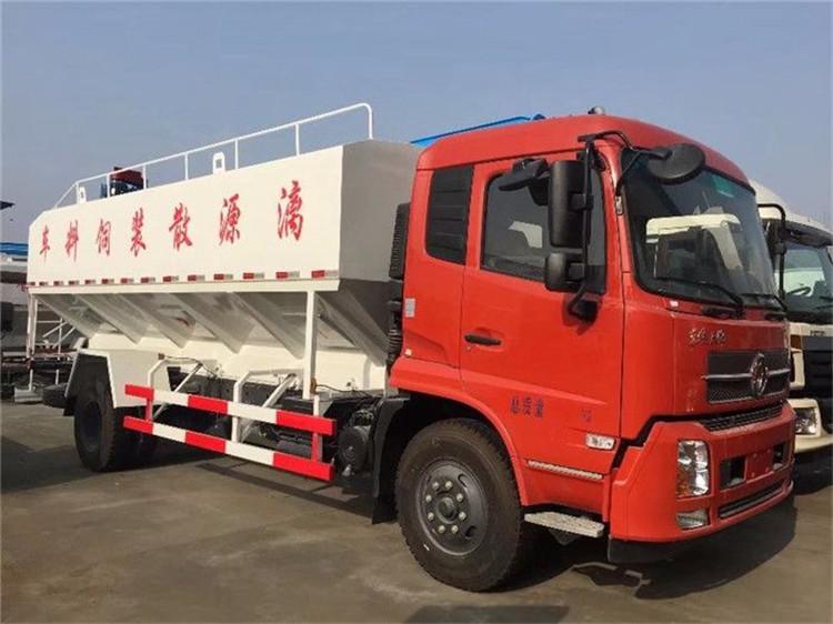 30立方15吨饲料运输车批量生产销售