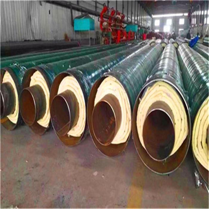 陕西咸阳节能环保型钢套钢保温管加工销售