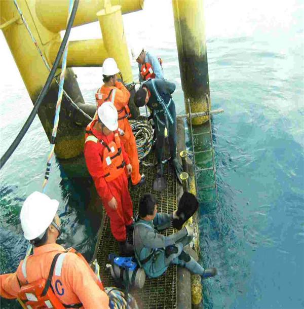 阜阳桥桩水下加固(解决难题)海底沉船打捞