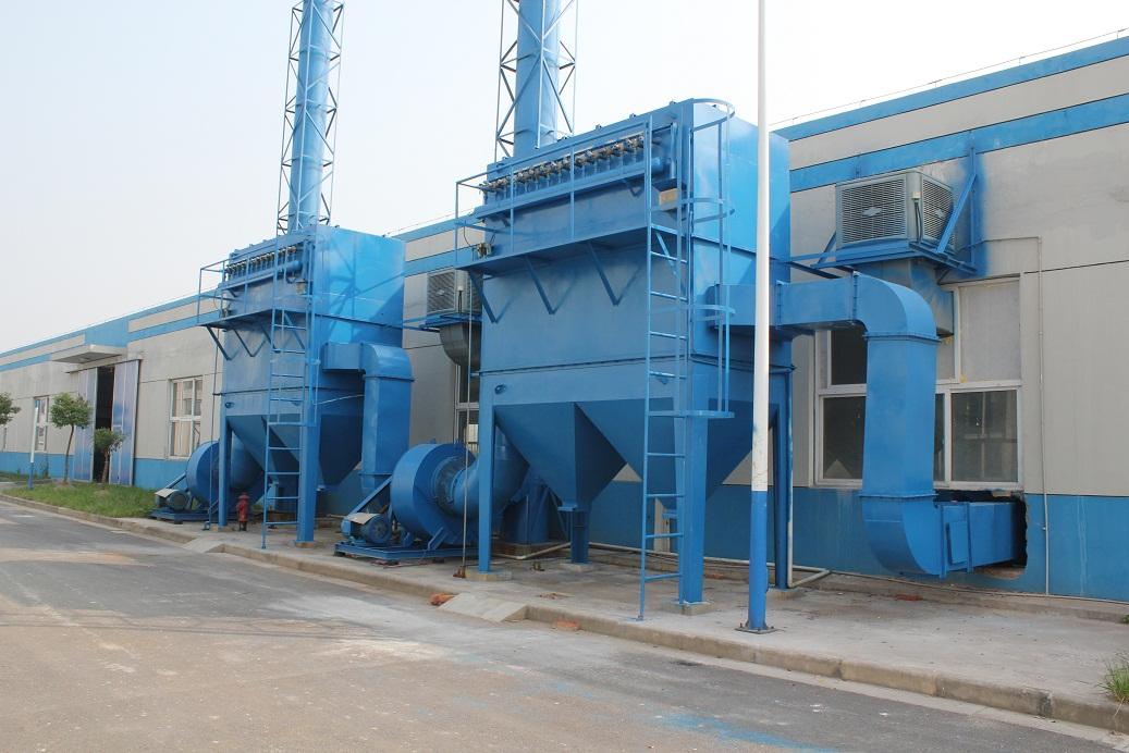 脉冲除尘器根据不同工况选择相应产品