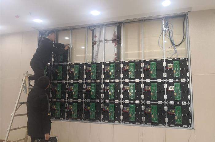 青縣室內led顯示屏每日報價圖片
