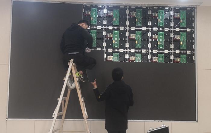 任丘異形led顯示屏廠家供貨圖片