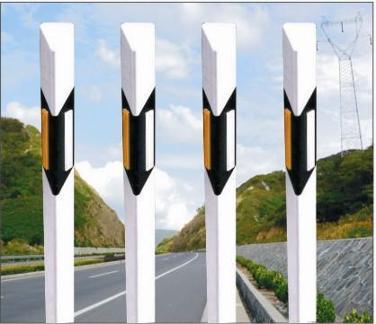 柱式轮廓标高速公路隧道,生产经验丰富-富民图片