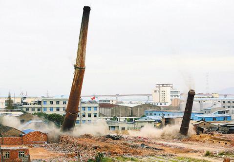 馬爾康縣廢棄煙囪人工拆除公司在線咨詢