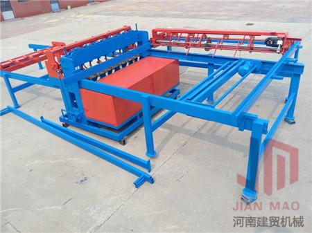 鄂州市钢筋排焊机钢筋网片河南建贸机械