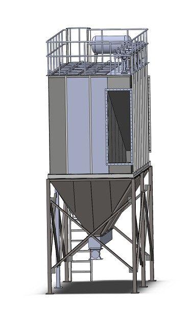 泊头除尘器厂家具备研发生产销售售后全套技术力量