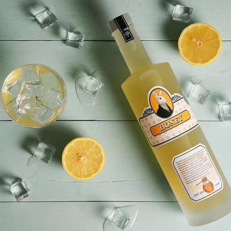 遂宁水晶酒瓶厂家 冰酒瓶制造厂 出口酒瓶 酒瓶 晶白料酒瓶 外贸瓶
