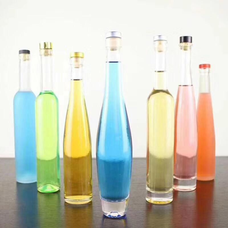 长乐晶白料酒瓶厂家 水晶酒瓶批发市场 冰酒瓶 xo酒瓶 红酒瓶 酒瓶